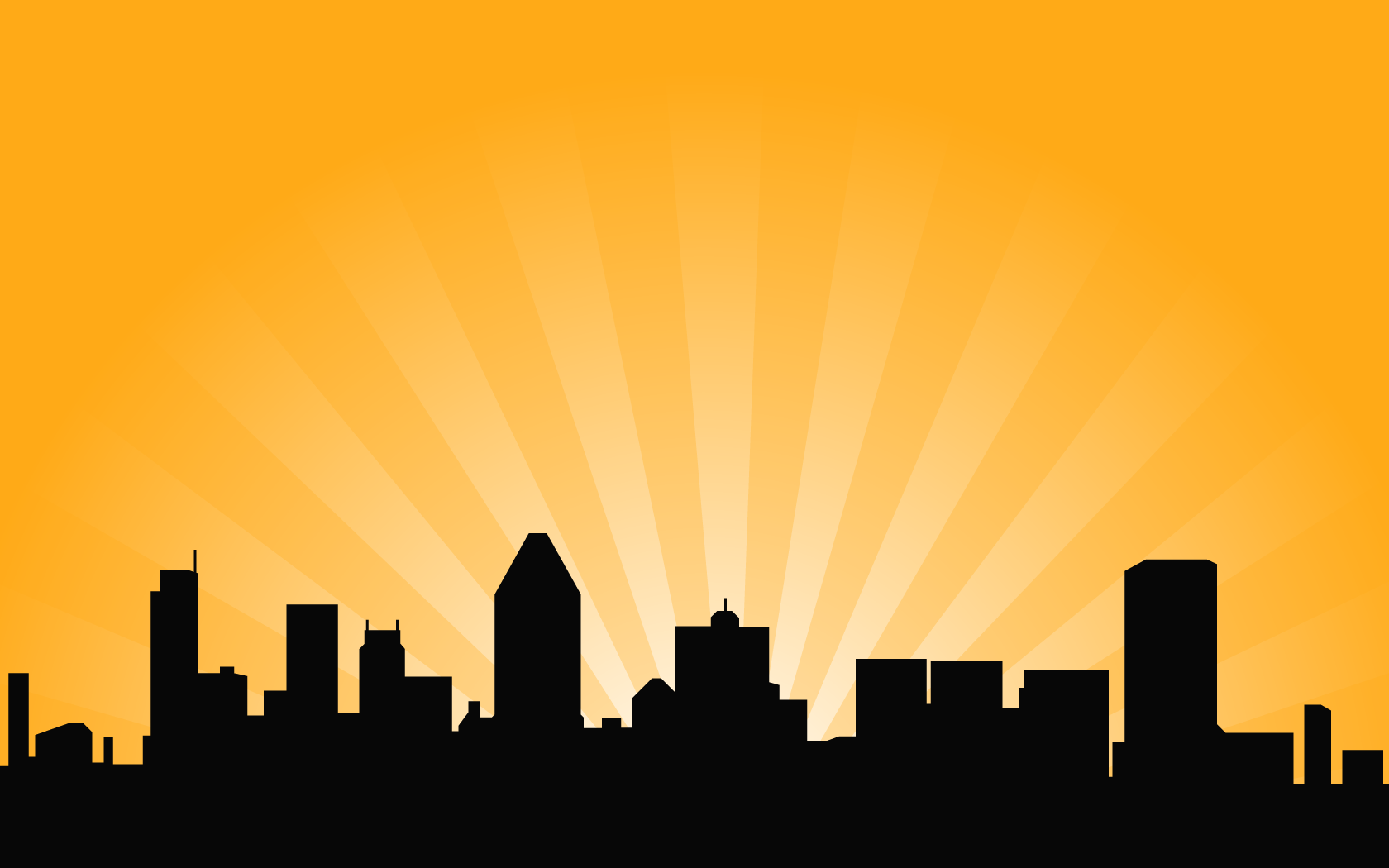 City Skyline Vector Background - Background Labs for City Background Png  70ref