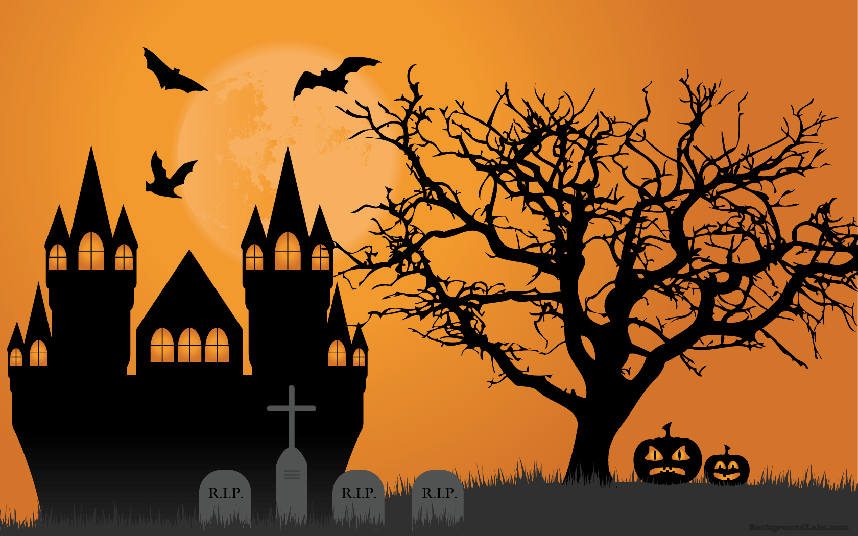 Halloween Background - Background Labs