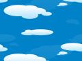 Cartoon Style Clouds