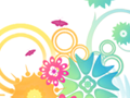 Colorful Floral Pattern