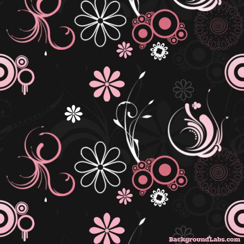 Fancy Floral Pattern