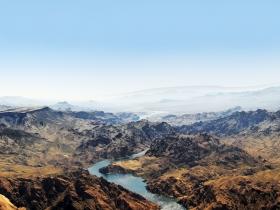 Grand Canyon iPad background