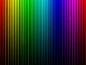 Colorful iPad Background