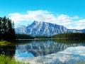 Mountain Scenery iPad Background