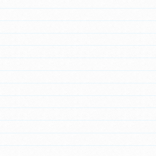 Lined Paper Pattern