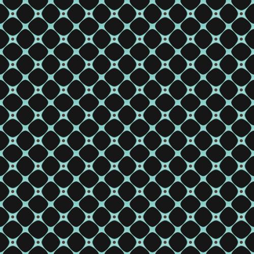 Metallic Grid Pattern 02