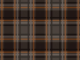 Retro Plaid Pattern