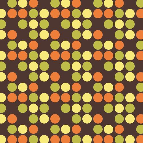 Retro Polka Dot