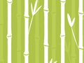 Seamless Bamboo Pattern