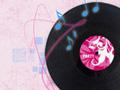 Vinyl Disk Background