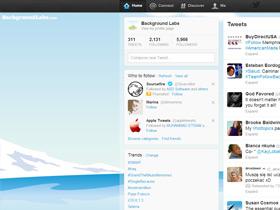 Arctic Twitter Background