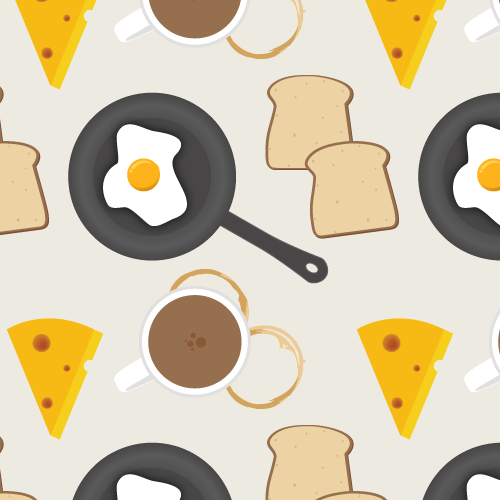 breakfast-seamless-pattern