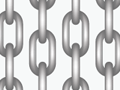 Chain Seamless Background