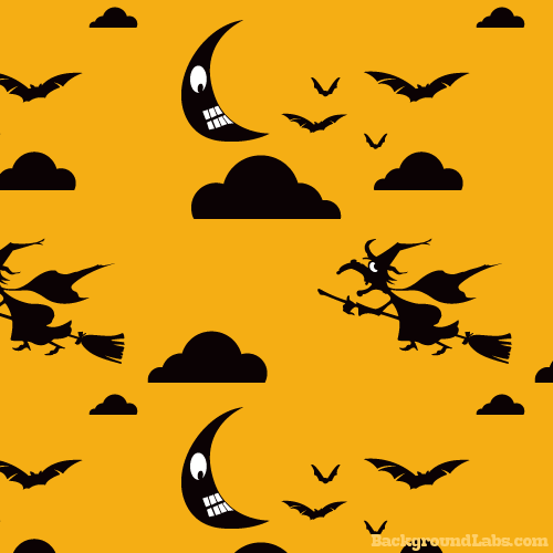 Halloween Night Pattern