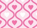 Valentine's Day Hearts Pattern