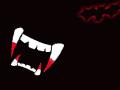 Vampire Fangs Pattern