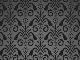 Damask iPad Background