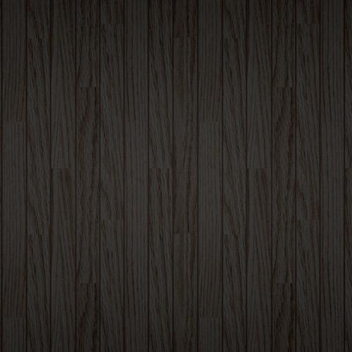 Dark Wood Panels Background