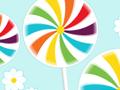 Lollipops Seamless Pattern