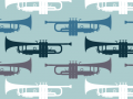 music-pattern-with-trumpet-blue-1929