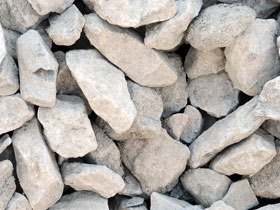 Crushed Stones Texture