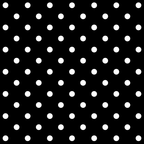 iPad Polka Dot Background