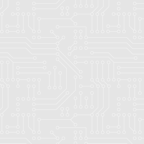seamless pattern of circuit board