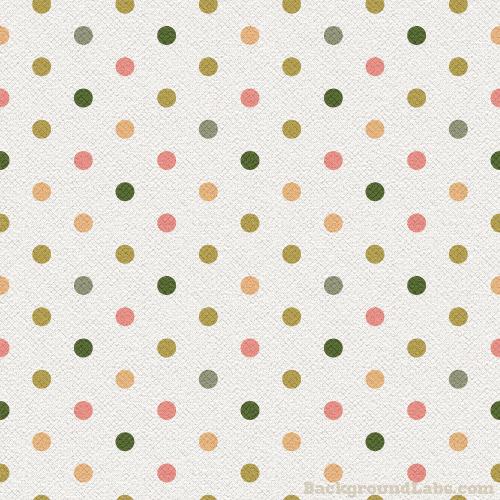 vintage polka dot background labs