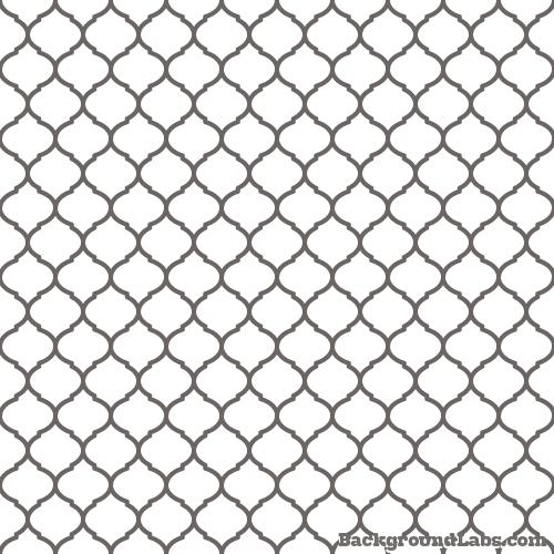 Moroccan Trellis Pattern