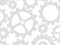 Seamless Cogwheels Pattern