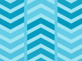 Blue Vector Chevron Pattern