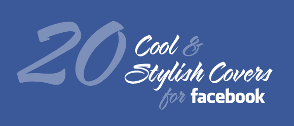 20 cool and stylish facebook covers background labs