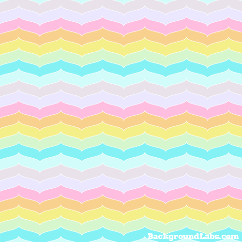 Pastel Stripes iPad Background