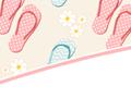 Flip Flops powerpoint background