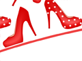 High Heels Shoes PowerPoint Background