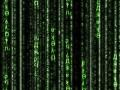 Matrix Code Background