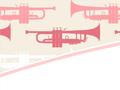 Trumpet PowerPoint Background