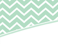 Mint Green Chevron Powerpoint background