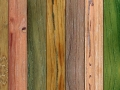 Painted Wood Planks Large Background