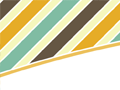 Retro Stripes PowerPoint Background