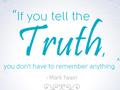 Truth Background