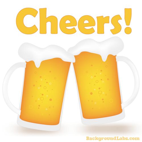 Beer Mug Cheers